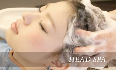 HEAD SPA TOP