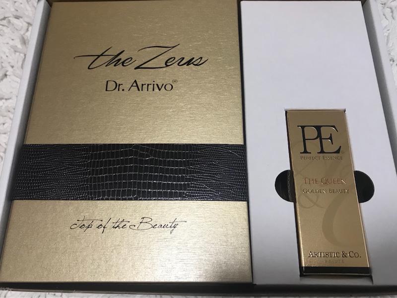 【ドクターアリーヴォザゼウス Dr.Arrivo The Zeus】